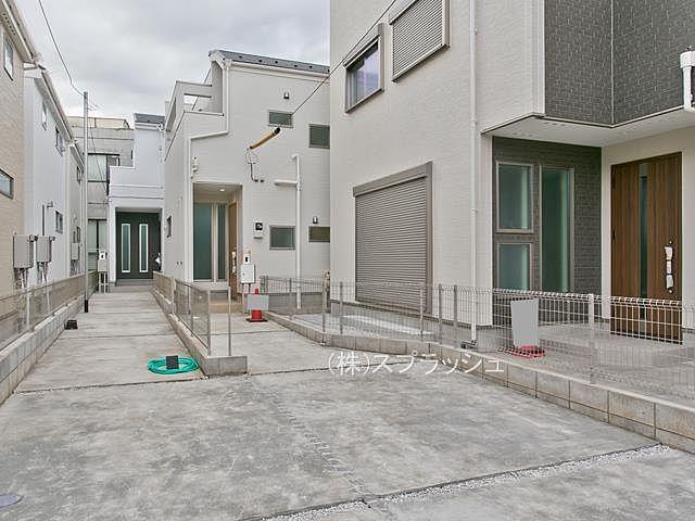 西東京市立住吉小学校が学区域の新築一戸建て!西武池袋線「ひばりヶ丘」駅徒歩15分 西東京市住吉町6丁目