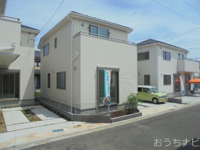 東伏見駅8分 西東京市富士町3丁目全23棟現場は残り5棟になりました!