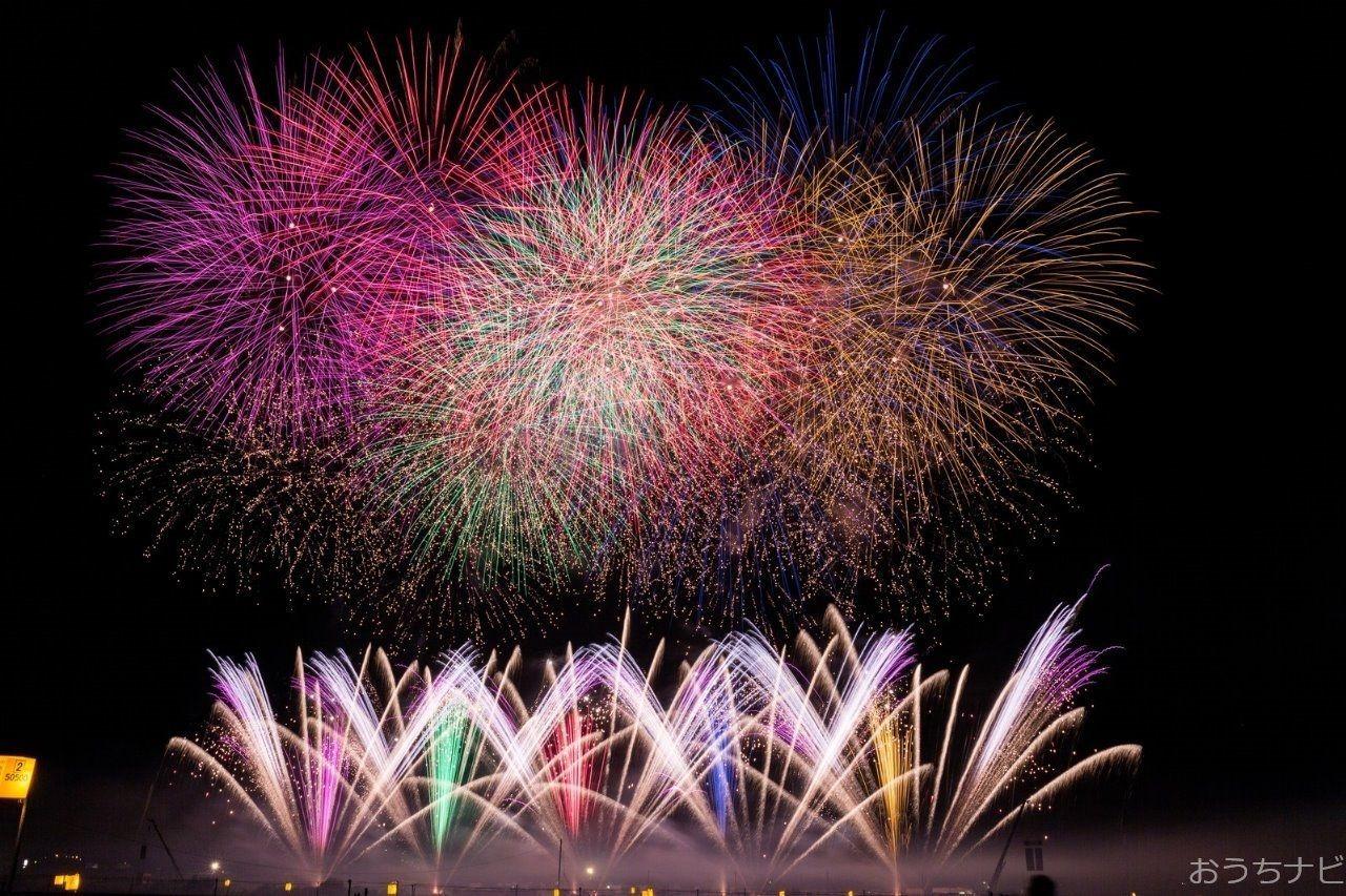 8/1(火)に、独立記念日の締めくくりとして、練馬区独立70周年記念事業花火フェスタを開催します。
