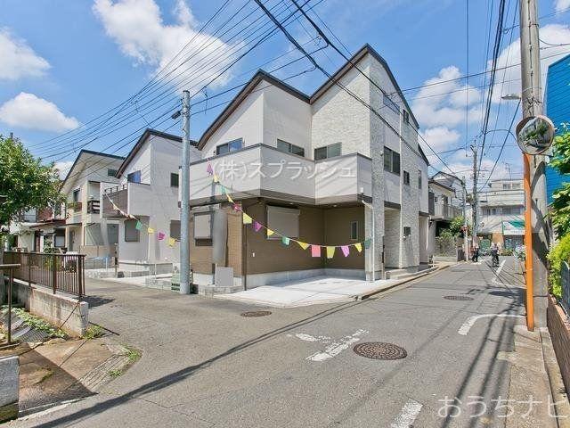 西東京市下保谷5丁目に建つ東南角地の新築住宅を見学してきました!