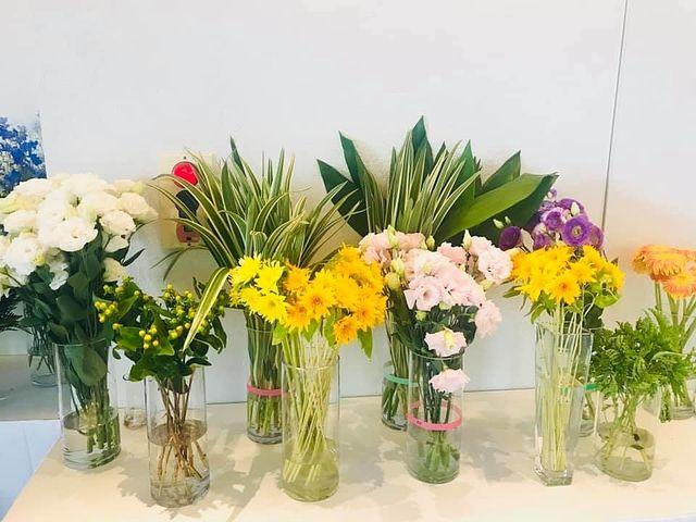 花セラピー、美しい花々で自分探しするセラピーのイメージ画像