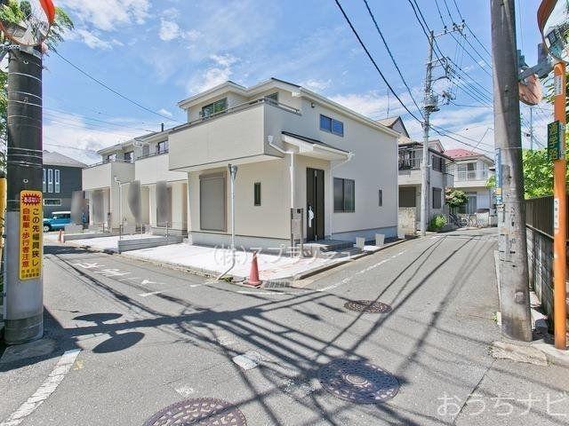 西武柳沢徒歩5分!南側公道に面する陽当り良好な新築住宅を見学してきました