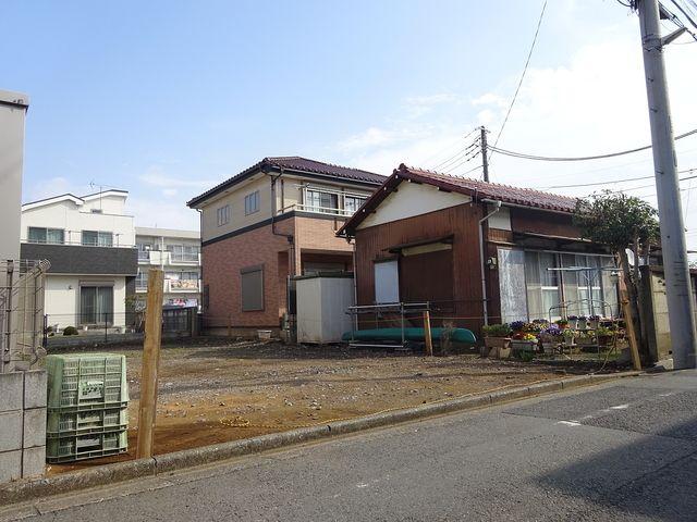 西東京市富士町5丁目の現地の様子(3月16日)