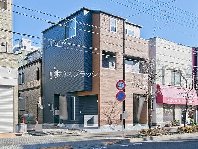 西東京市新町1丁目新築一戸建て