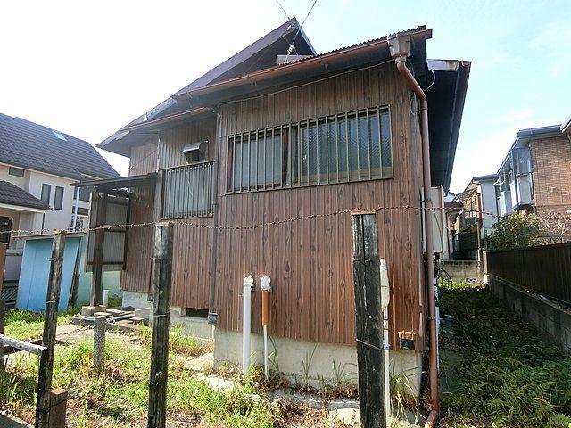 西東京市向台にある空き家