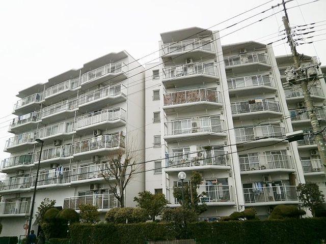 西東京市立東小学校学区域のリノベーションマンション!ペットと暮らせる総戸数142戸の保谷マンション!