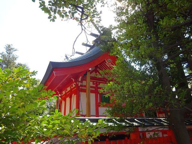 東伏見稲荷神社(2019年4月1日)朔日詣り⑤