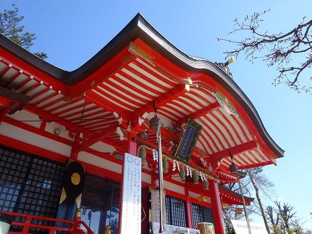 東伏見稲荷神社(2019年4月1日)朔日詣り④