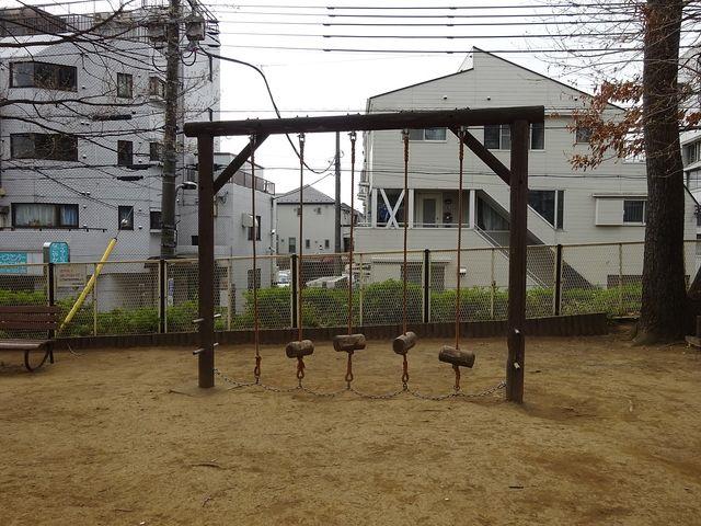 銀杏稲荷公園の遊具3