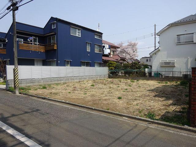 西東京市富士町5丁目の現地の様子(2019、4、7撮影)