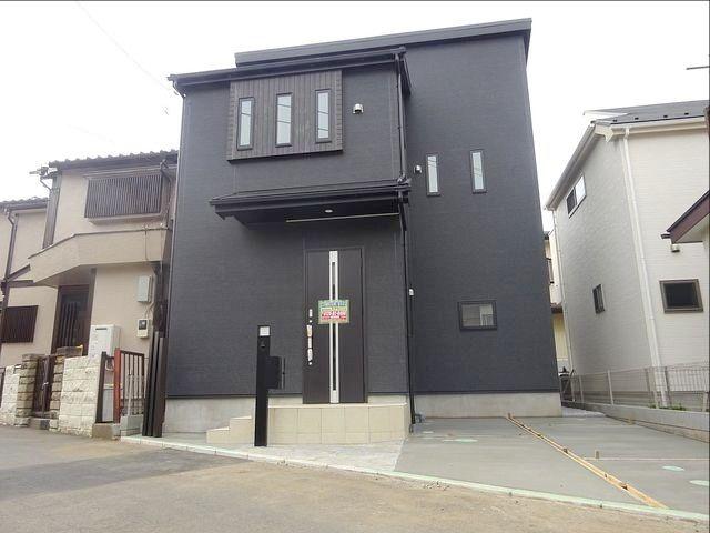 西東京市保谷町1丁目新築住宅の建物外観