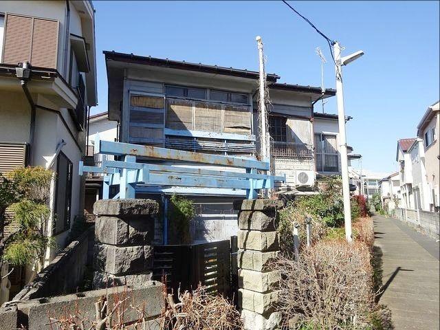 西東京市中町にある空き家