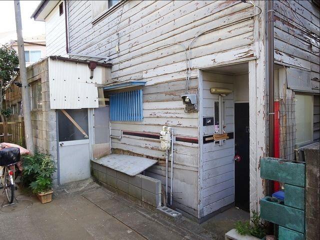 西東京市中町にある空き家3