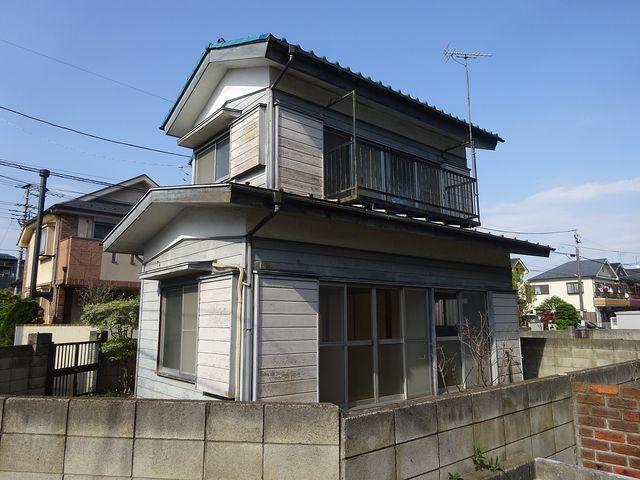 西東京市保谷町にある空き家