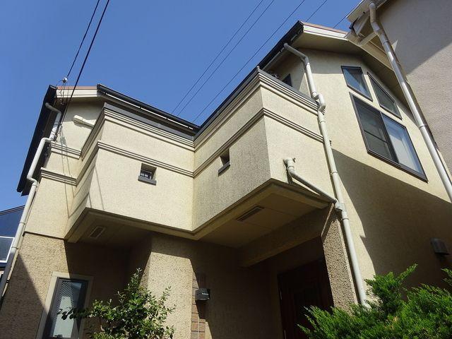 西東京市富士町1丁目の戸建住宅の外観