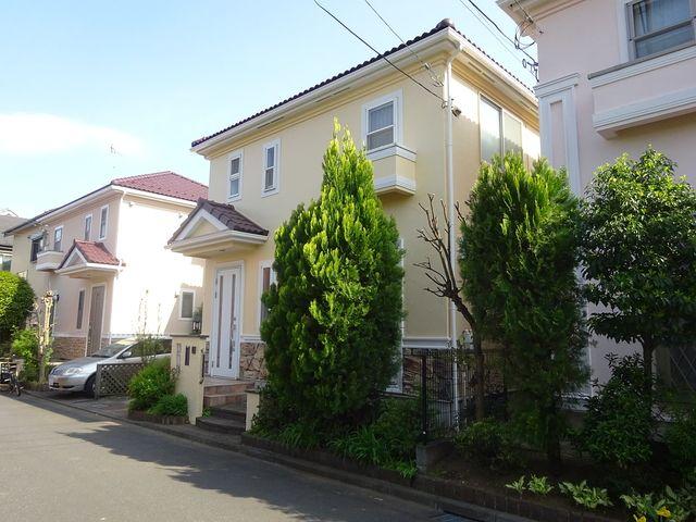 西東京市保谷町5丁目の戸建住宅の外観