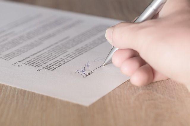 親子間の金銭授受、金銭消費貸借契約書を作成