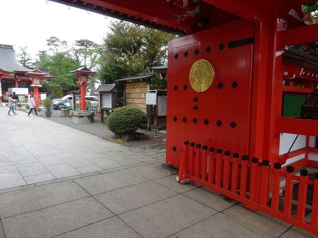 東伏見稲荷神社の山門