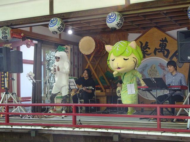 キャッベツさんin田無神社(2019.5 .2)6