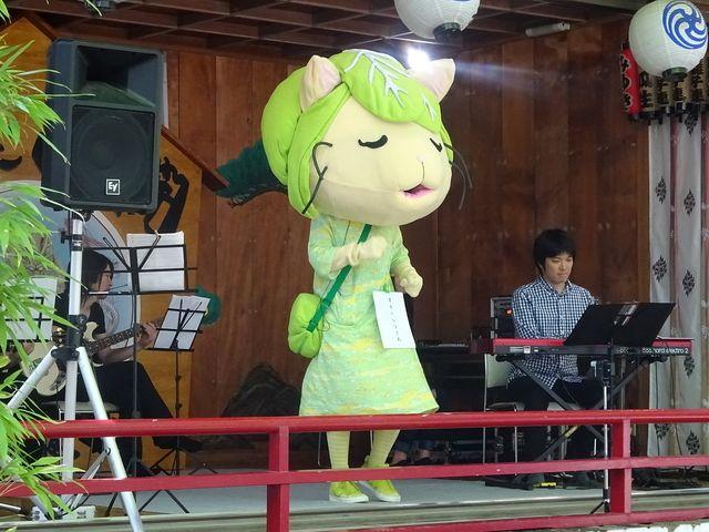 キャッベツさんin田無神社(2019.5 .2)2