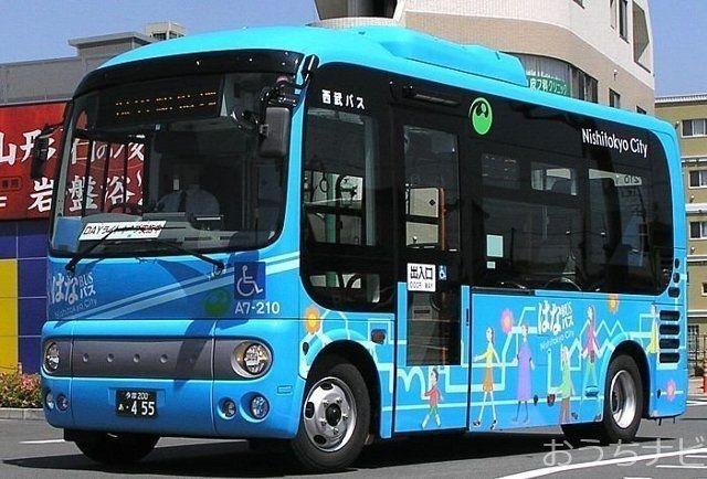 はなバス第4南ルート(田無駅~芝久保運動場~花小金井駅)、9月15日(金曜日)ダイヤ改正に伴い停留所間の所要時間を変更します