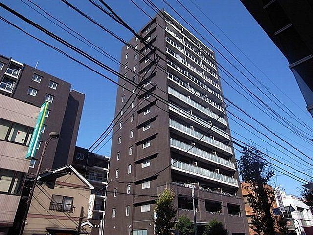 ハイセレサ田無シティハイツの外観写真