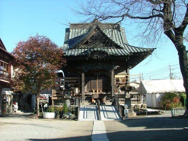秩父札所13番「慈眼寺(じげんじ)」~780年続く「め」のお寺です