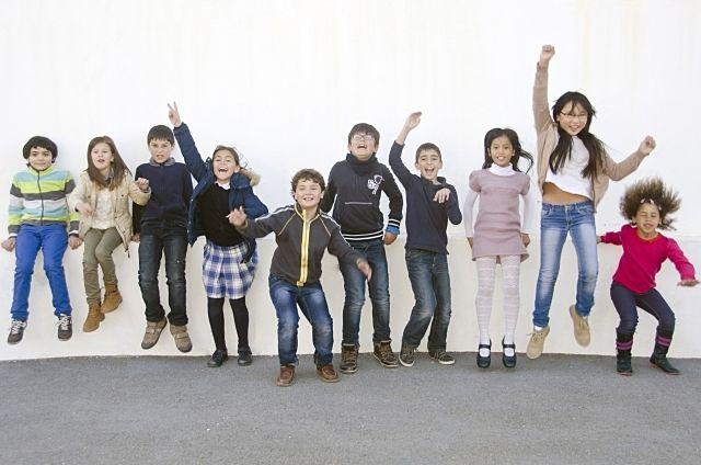 学童クラブの子どもたちのイメージ写真