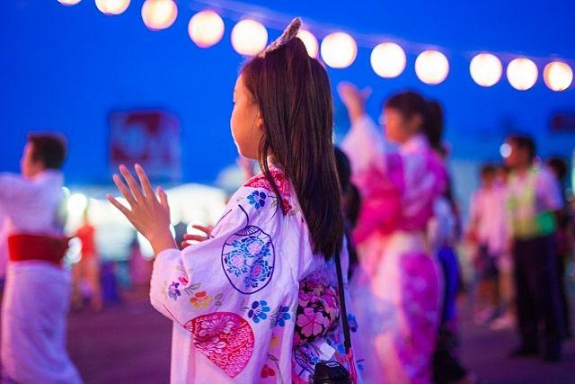 第41回新町盆踊り子ども縁日 ☆彡
