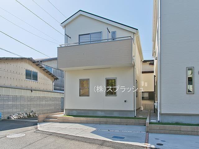 西東京市ひばりが丘4丁目新築一戸建て おうちナビ