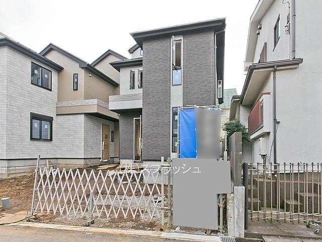 8西東京市南町4丁目新築一戸建て