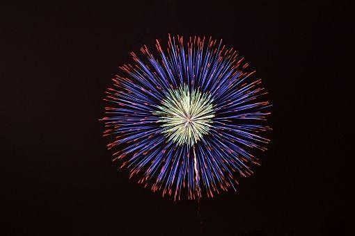 東町商栄会夏祭り花火大会3