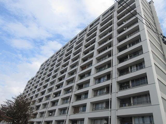 築40年超えるマンションイメージ