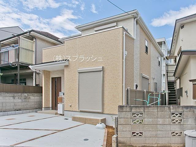 西東京市下保谷2丁目新築一戸建て スプラッシュ