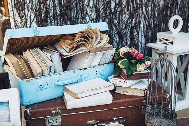 不要な荷物の整理 スプラッシュ