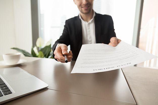買付証明に記載する契約日時はいつにすればいいのでしょうか?
