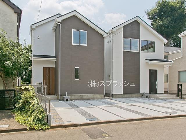 西東京市向台町4丁目新築一戸建て スプラッシュ