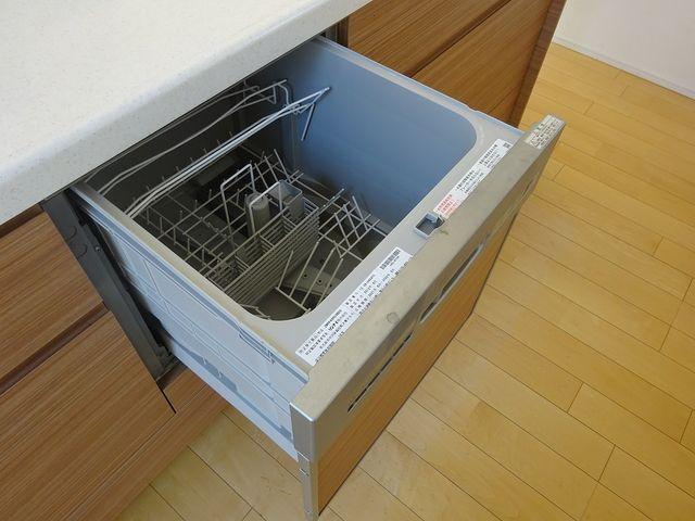 排水に匂いが立ち上っていた食洗機