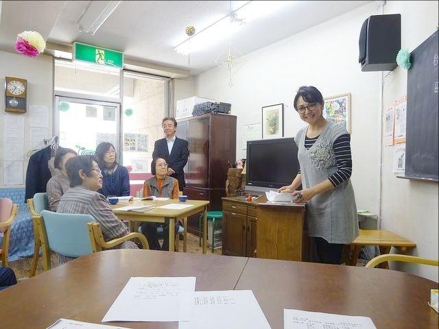 昭和の学び舎 1 朗読講座