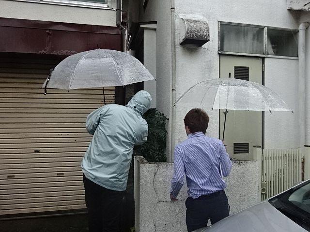 西東京市泉町の解体工事打合せ3