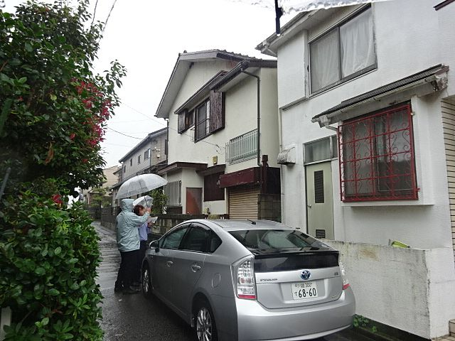西東京市泉町の解体工事打合せ5