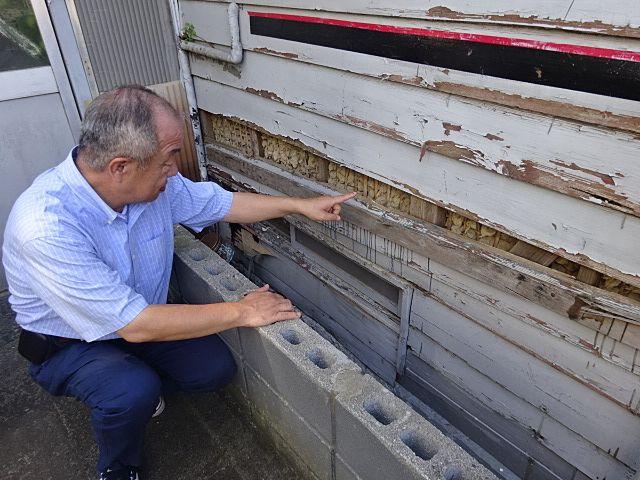 西東京市内の昭和40年代に建てられた建物の調査 3