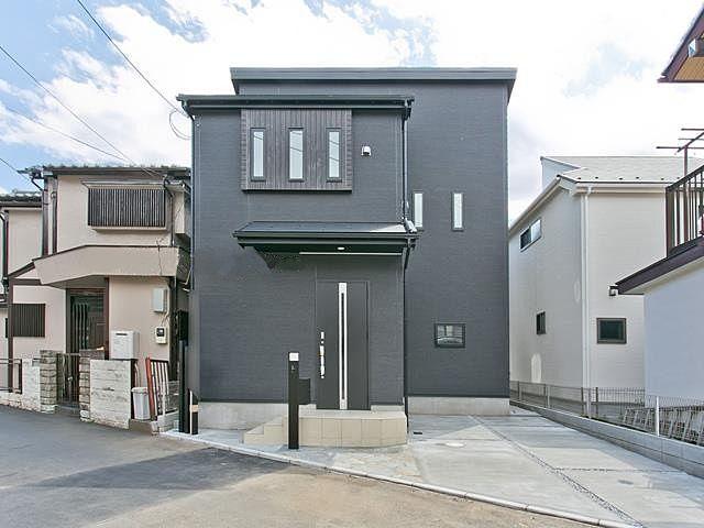 管理物件(西東京市保谷町の新築住宅)