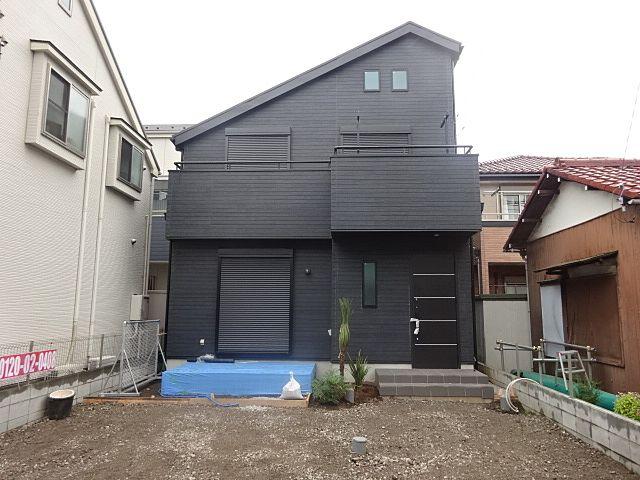 西東京市富士町5丁目の現地の様(建物外観)スプラッシュ