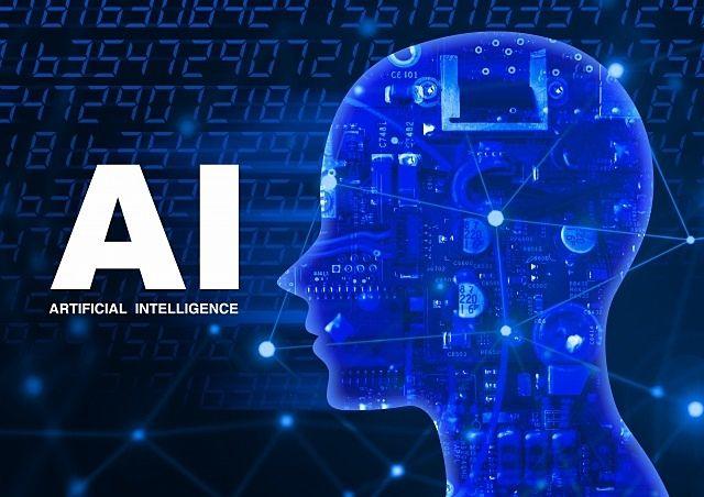 人工知能のイメージ画s像 スプラッシュ