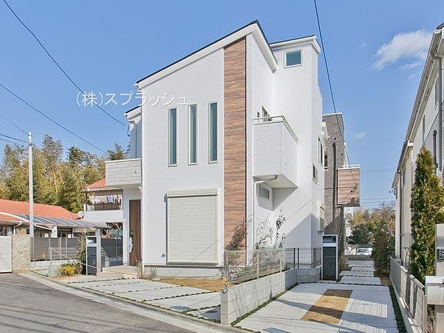 西東京市栄町2丁目新築一戸建て おうちナビ