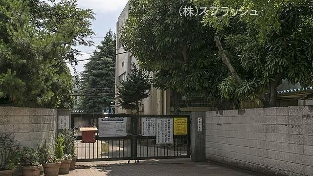 西東京市立中原小学校 スプラッシュ