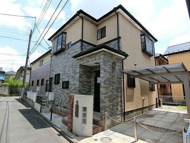 西東京市富士町5丁目の戸建住宅 外観