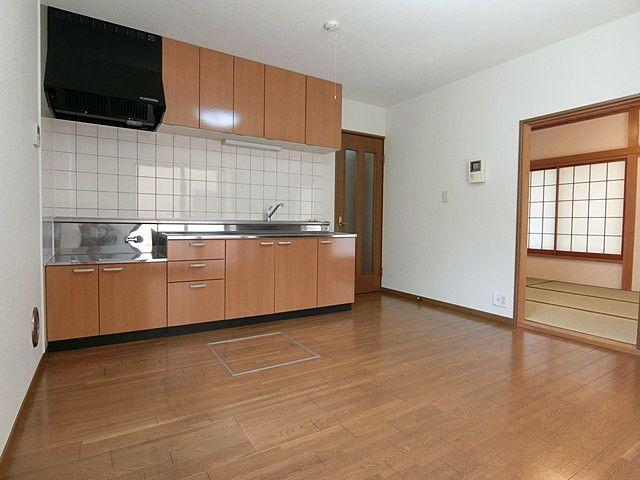 西東京市富士町5丁目の戸建住宅 リビング・ダイニング・キッチン