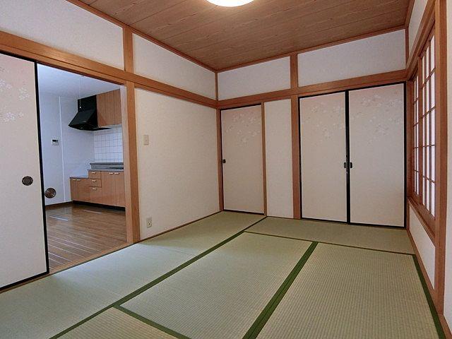 西東京市富士町5丁目の戸建住宅 和室